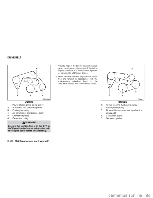 small resolution of nissan frontier 2015 d23 3 g owners manual page 389
