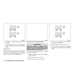 06 nissan pathfinder fuse box [ 960 x 1242 Pixel ]