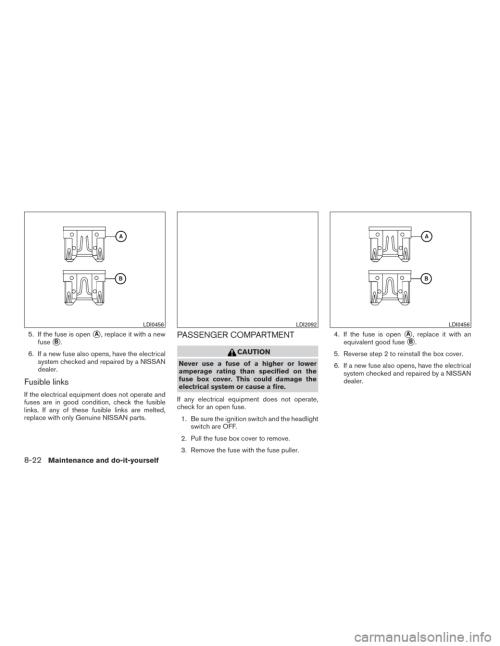 small resolution of 06 nissan pathfinder fuse box