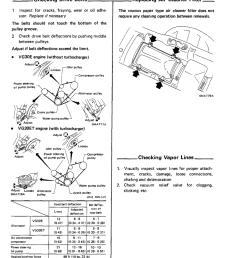 nissan 300zx 1984 z31 maintenance workshop manual 300zx alternator 1984 300zx belt diagram [ 960 x 1233 Pixel ]