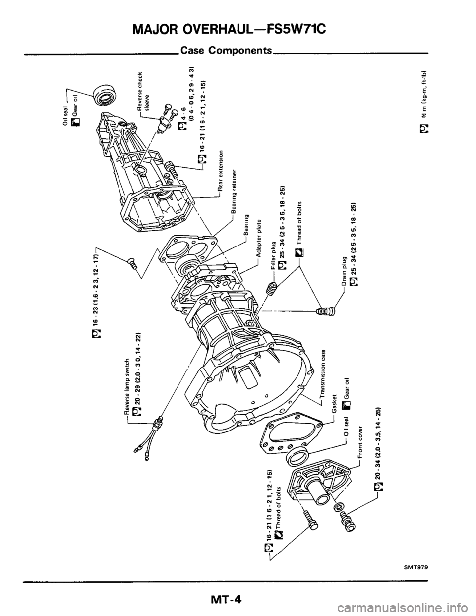 hight resolution of nissan manual transmission diagram