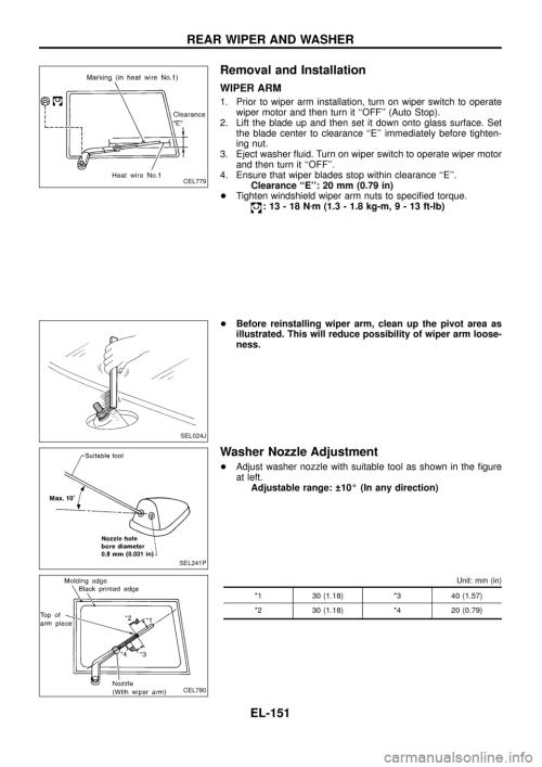 small resolution of nissan patrol 1998 y61 5 g electrical system workshop manual rh carmanualsonline info nissan patrol y61