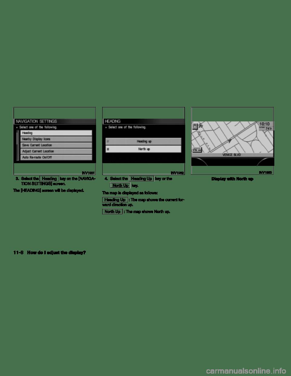 NISSAN MAXIMA 2004 A34 / 6.G Navigation Manual (186 Pages