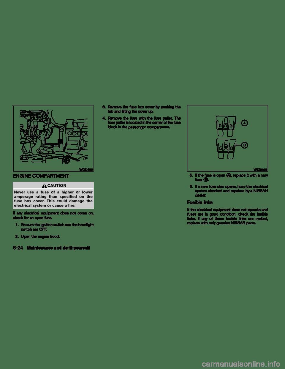 hight resolution of nissan xterra fuse box 2006