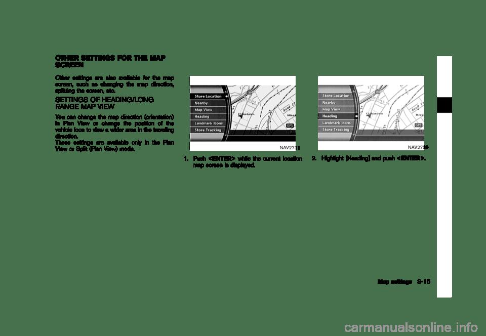 NISSAN MURANO 2007 1.G Navigation Manual (272 Pages)