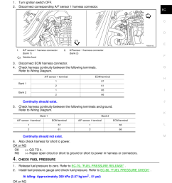 nissan 350z 2007 z33 engine control workshop manual on speed sensor wiring diagram  [ 960 x 1358 Pixel ]