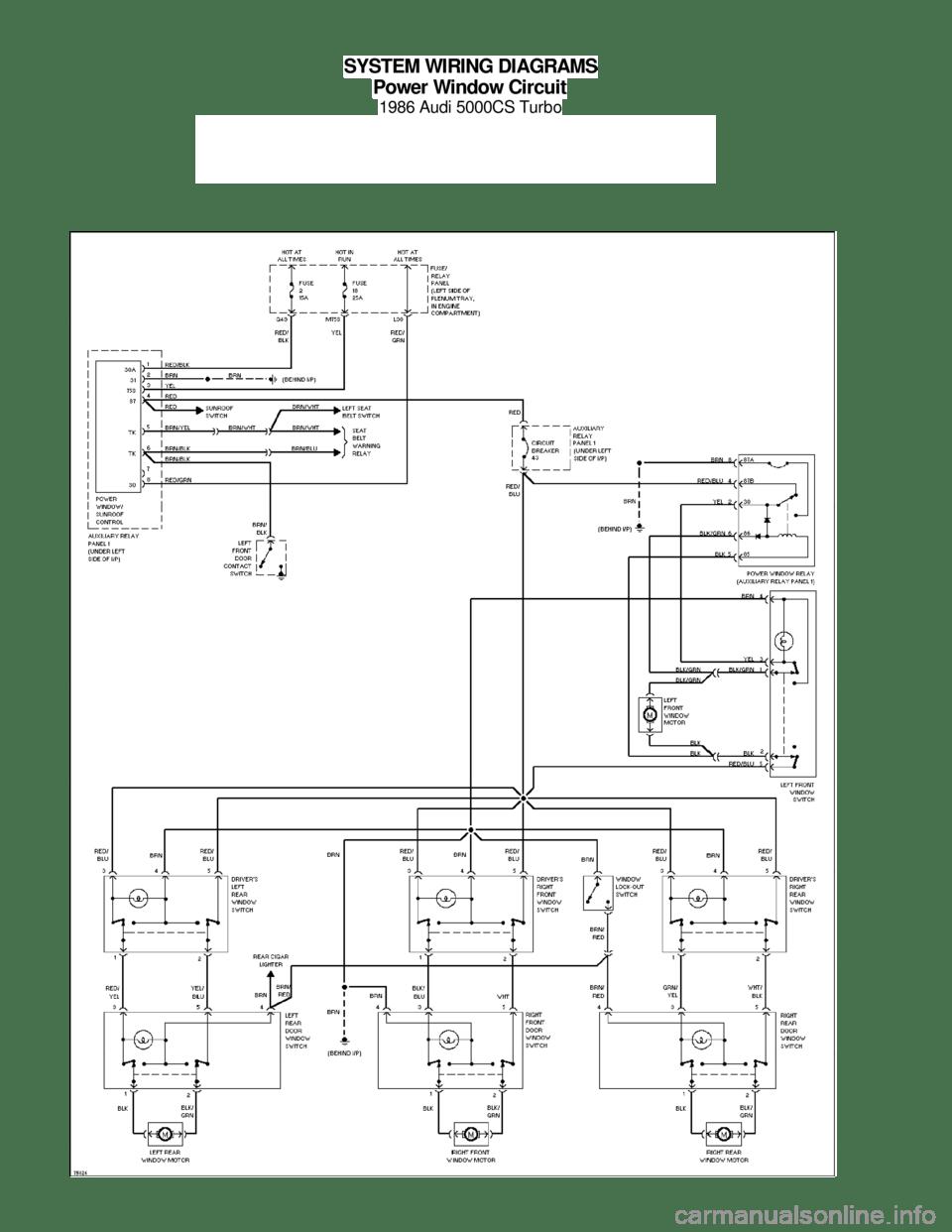 Kawasaki V Storm Klv1000 Ignition System Circuit And ... on