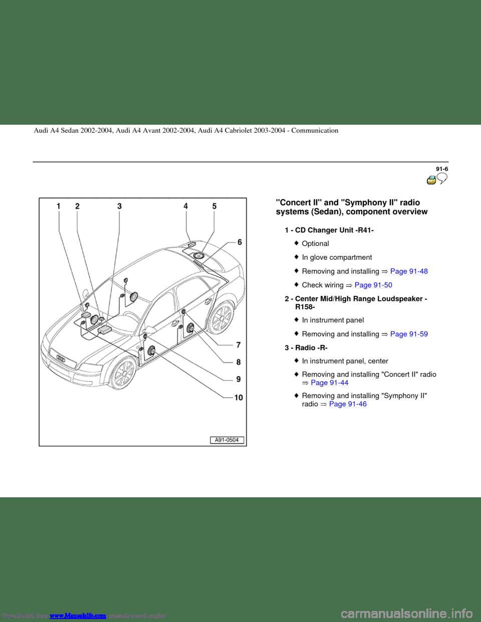 hight resolution of  audi concert ii wiring diagram audi accessories audi trailer on 1997