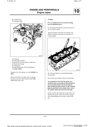 Renault Clio Wiring Loom Diagram | Wiring Library