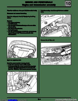 Renault Espace Iv Wiring Diagram | Wiring Library