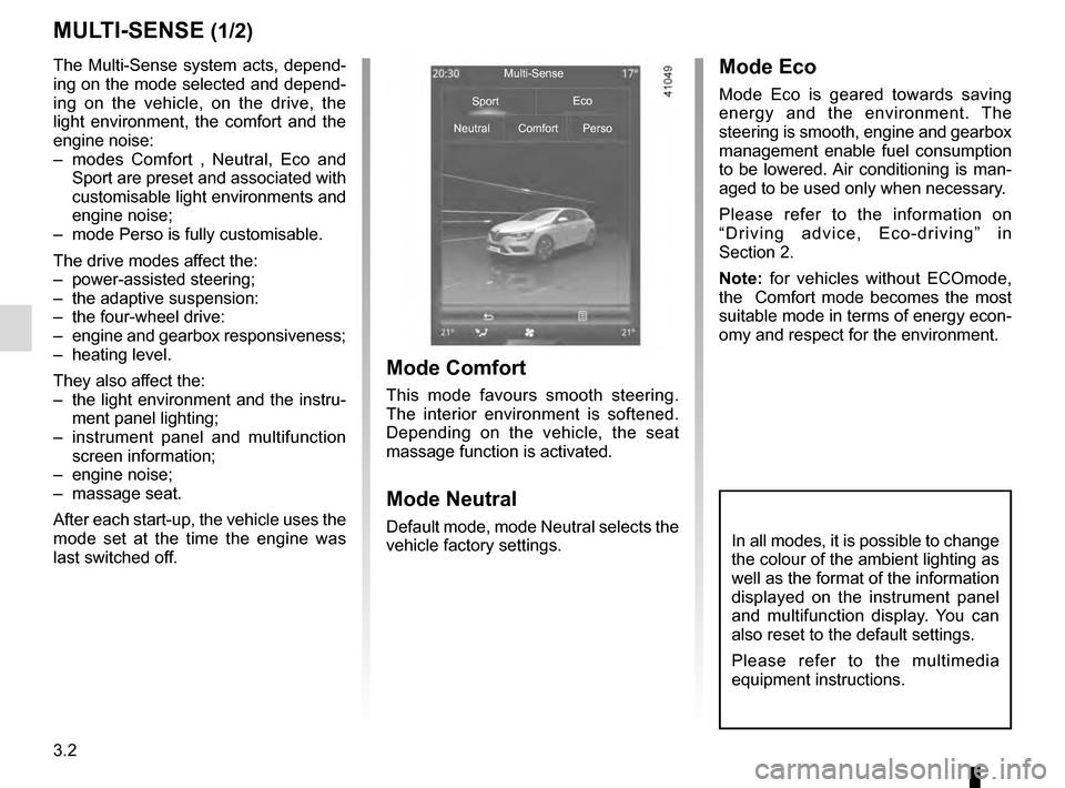 RENAULT TALISMAN 2016 1.G Owners Manual (328 Pages), Page