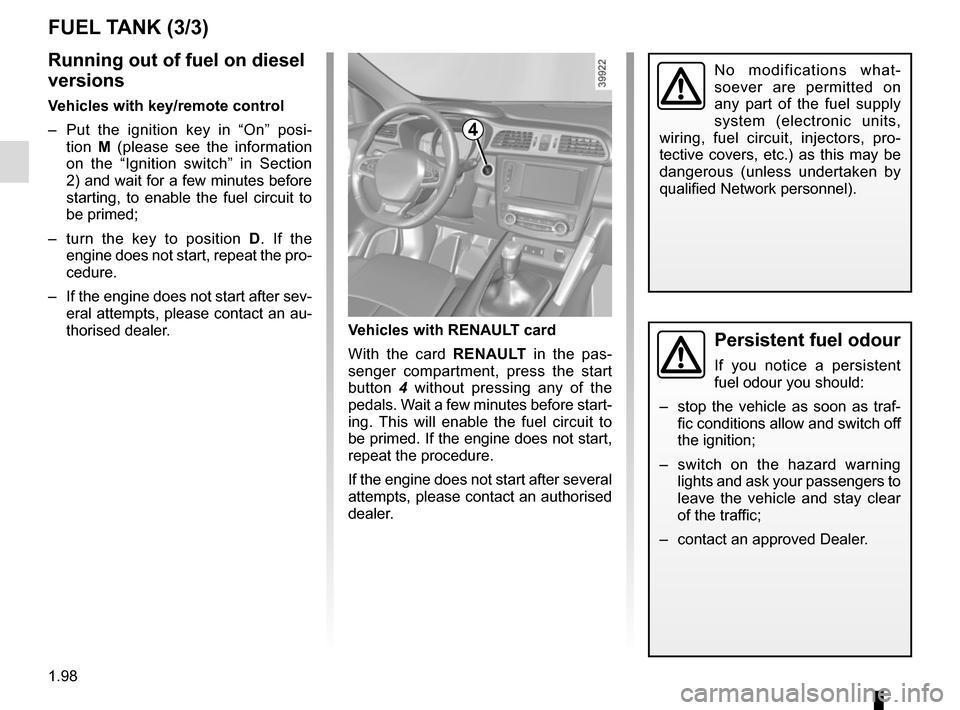 RENAULT KADJAR 2017 1.G Owners Manual