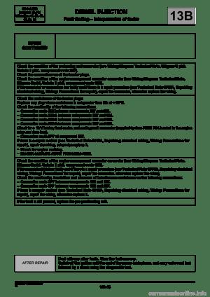 RENAULT SCENIC 2011 J95  3G Engine And Peripherals EDC16C36 Workshop Manual
