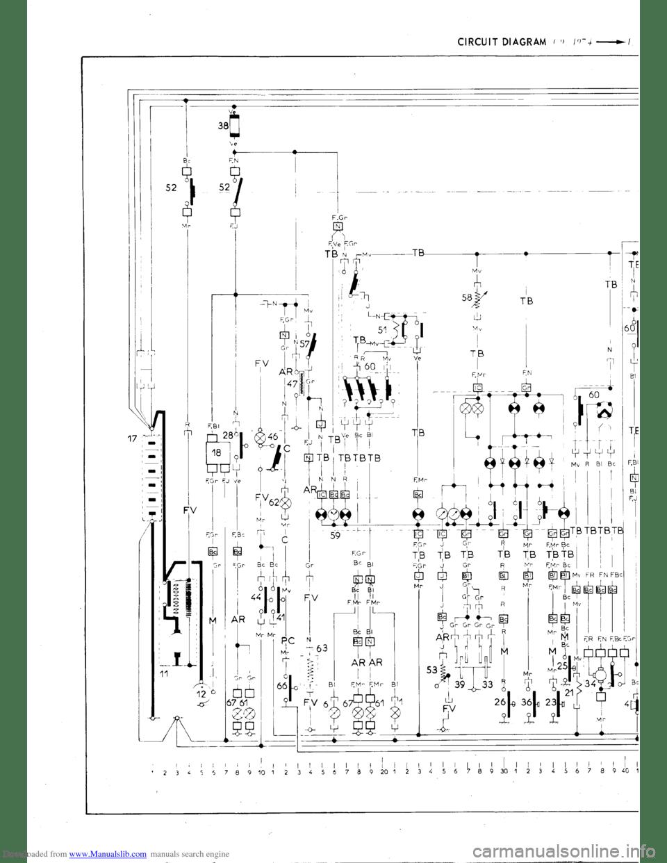 Citroen CX 1977 1.G Workshop Manual (394 Pages), Page 290
