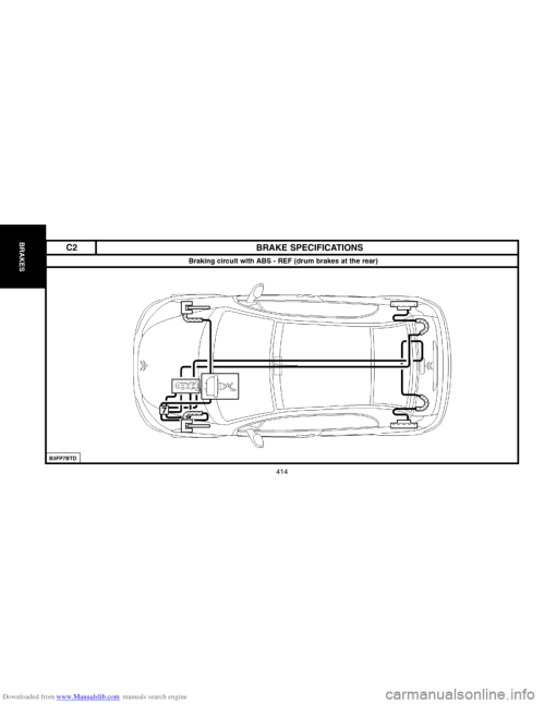 small resolution of citroen c2 2004 1 g workshop manual page 418