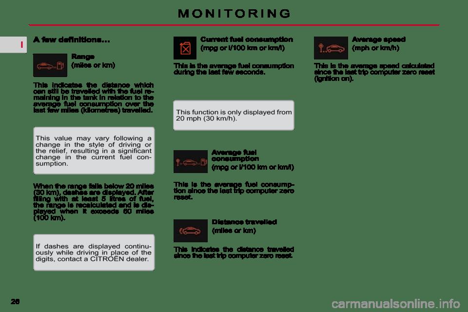 Citroen C5 2009.5 (RD/TD) / 2.G Owner's Guide