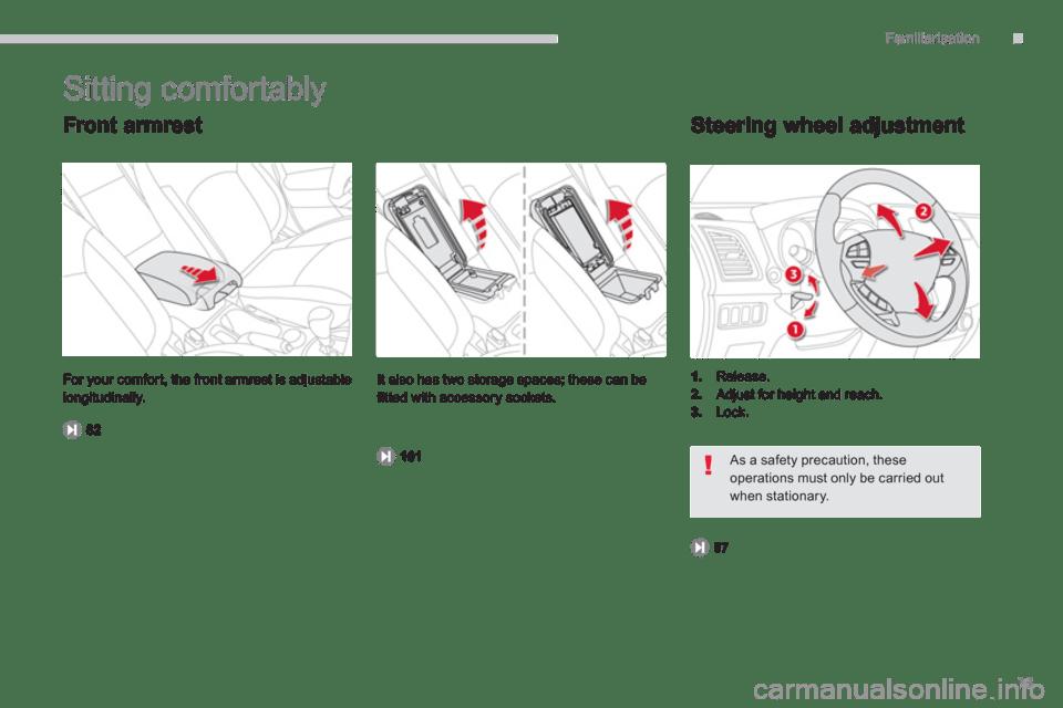 Citroen C4 AIRCROSS 2012 1.G User Guide