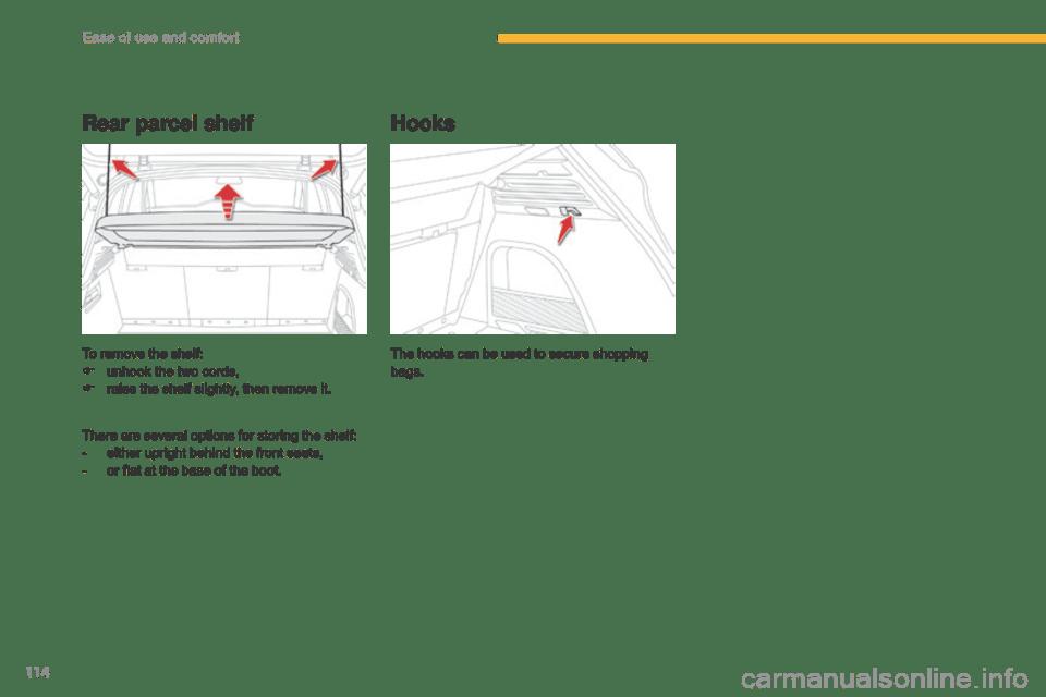 Citroen GRAND C4 PICASSO RHD 2016 2.G Owner's Manual