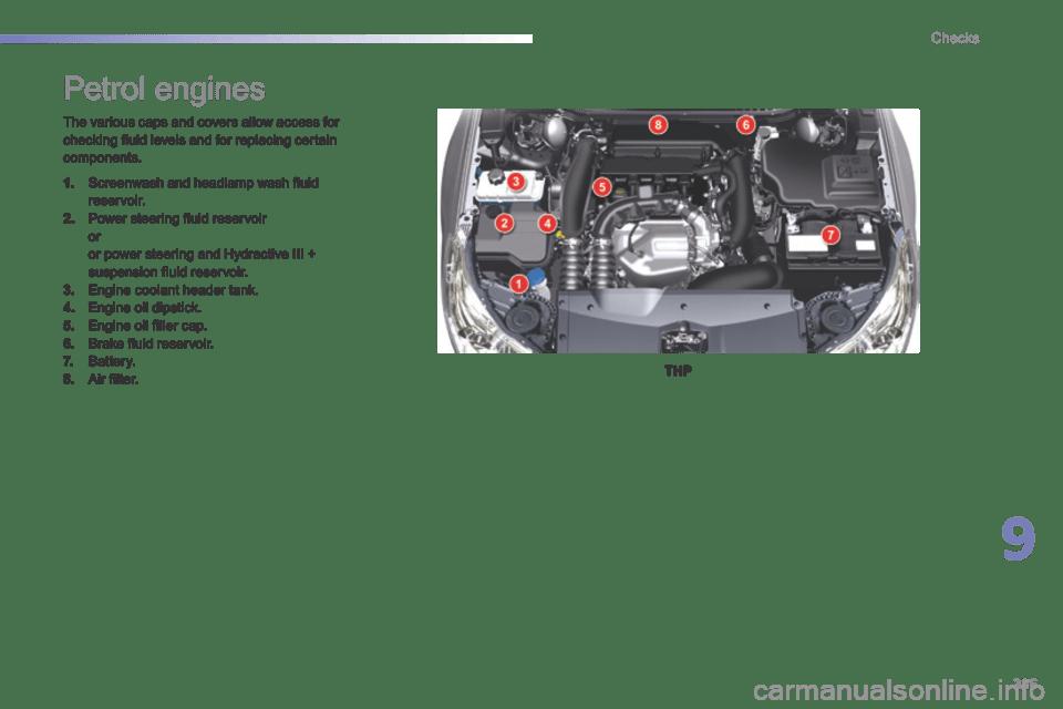 brake fluid Citroen C5 RHD 2016 (RD/TD) / 2.G Owner's
