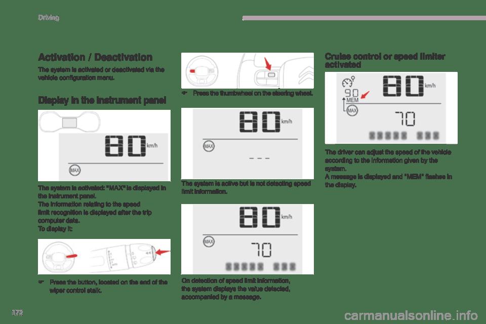 Citroen C3 2017 2.G Owner's Manual