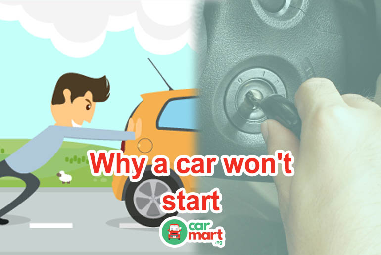 10 Common Reasons Why A Car Won't Start