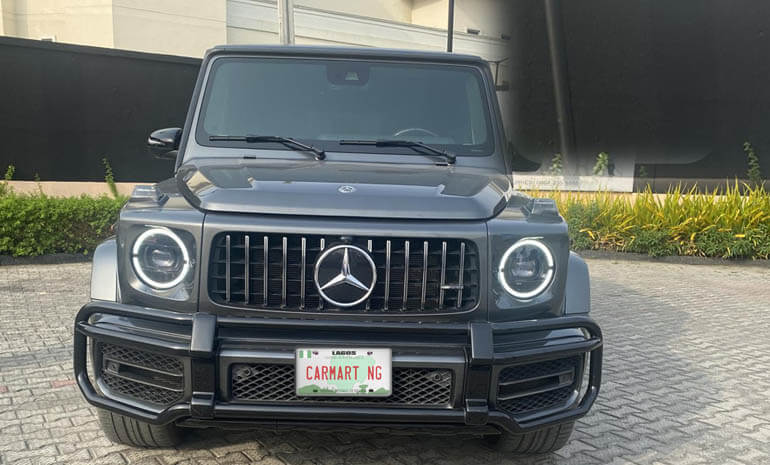 2019 Mercedes Benz G63 In Nigeria, Price, Reviews And Buying Guide