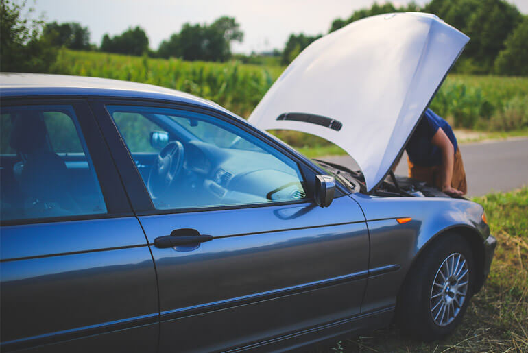 Top Five Reasons Your Car Is Vibrating