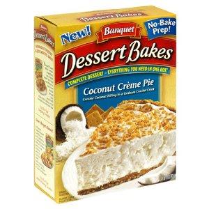Banquet Dessert Bakes