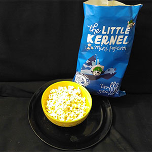 Little Kernel Mini Popcorn Truffle Sea Salt