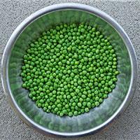 peas as snacks