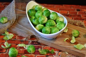 Slow Cooker Brussels Sprouts