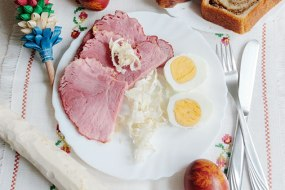 How To Cook the Perfect Easter Ham in the Slow Cooker