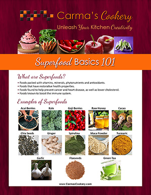 Superfood Basics 101