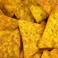 yellow #5 is used in corn chips, among other things