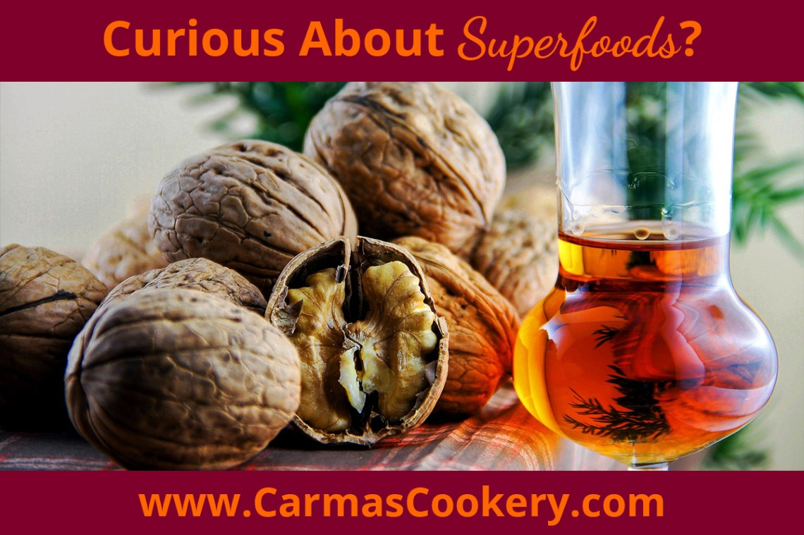 Curious About Superfoods?