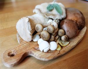 mushrooms are superfoods