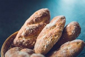 Food trend - traditional bread