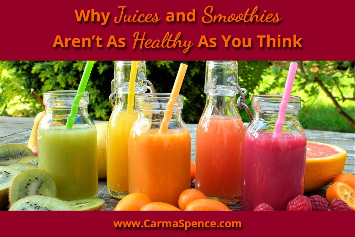 Why Juices and Smoothies Aren't As Healthy As You Think