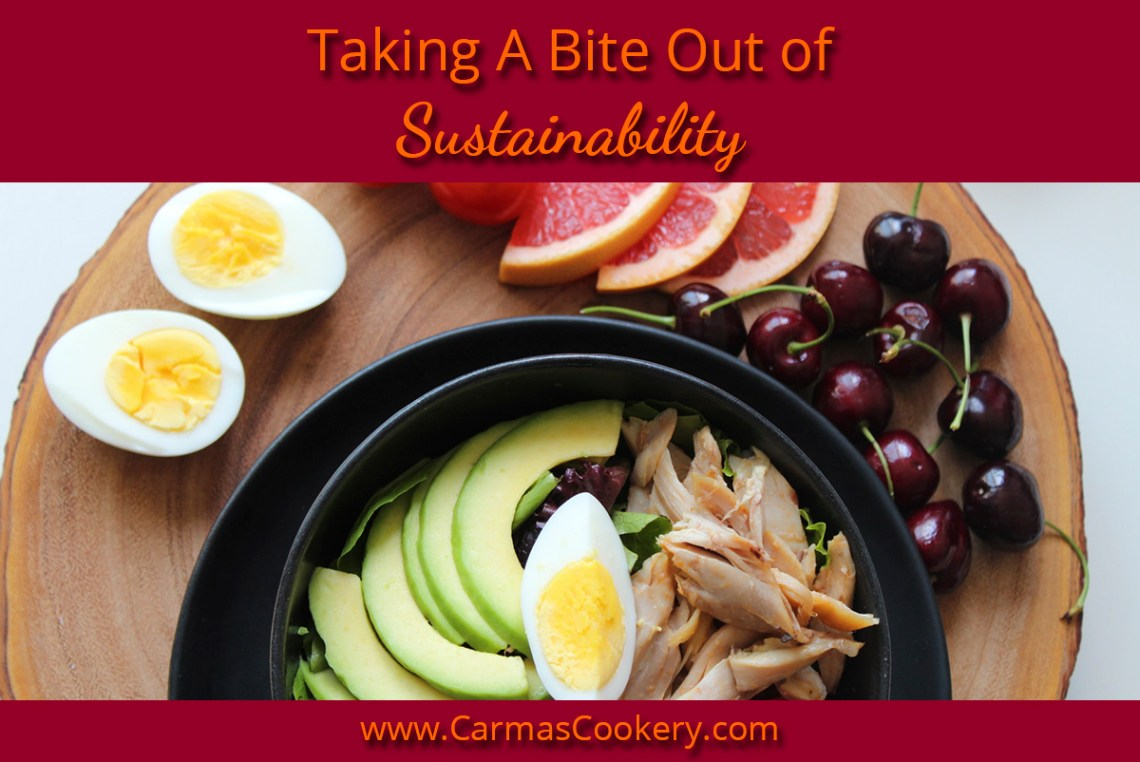 Taking A Bite Out Of Sustainability