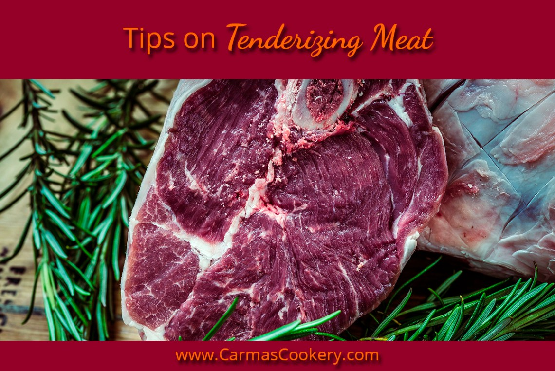 Tips On Tenderizing Meat