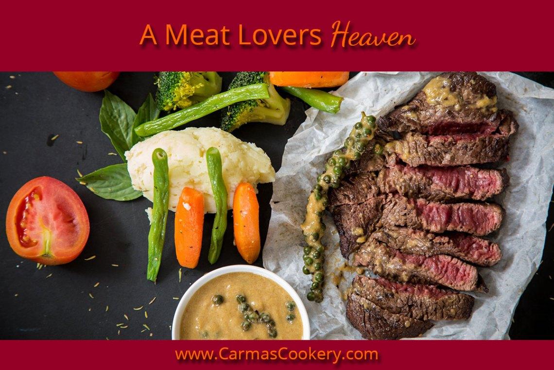 A Meat Lovers Heaven