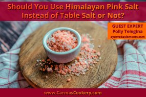 Should You Use Himalayan Pink Salt Instead of Table Salt or Not?