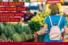 Save Money On Your Food Shopping With These Ideas