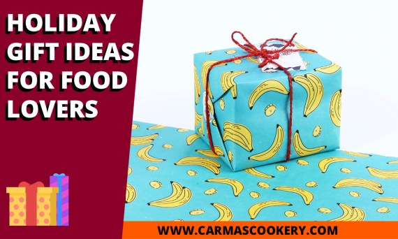 Holiday Gift Ideas for Food Lovers