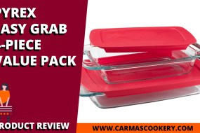 Pyrex Easy Grab 4-Piece Value Pack [Product Review]