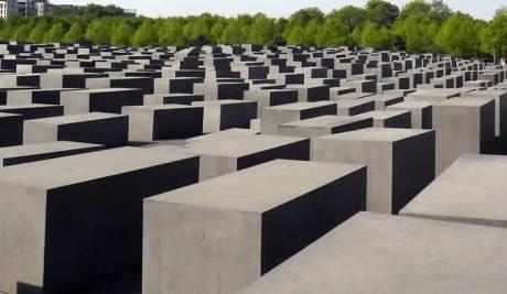 Memorial a los caidos berlin