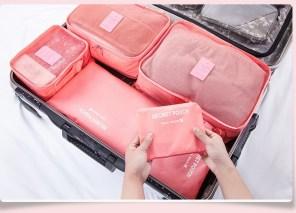 Organizador maletas