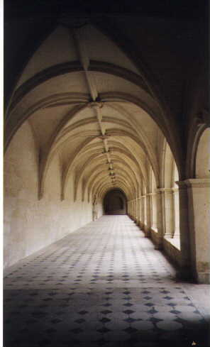 Cloître de Fontevraud