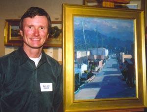 Carmel Art Festival  Event Winners 2002