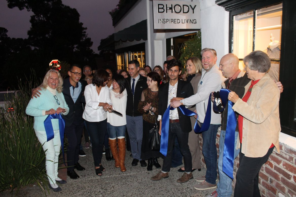 BHODY Ribbon Cutting